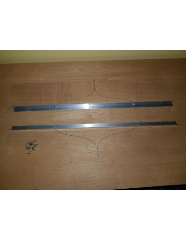 Kit de liaison V4 - 3 rails