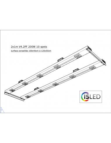 Lampe LED V5.0PF (Pure Floraison)...