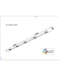 Rail LED V5.0F (Floraison...