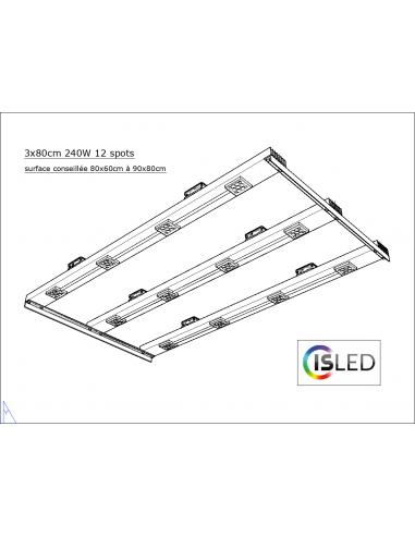 Lampe LED V5.2F (Floraison Compatible...