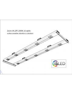 Lampe LED V5.2F (Floraison...