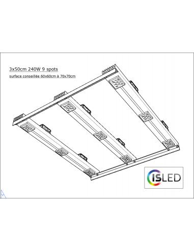 Lampe LED V5.0CAM (Cactées...