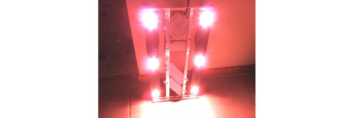 Lampes LED ancienne gamme V3.3