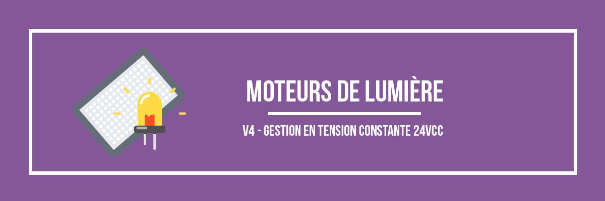 V4 - Gestion en tension constante 24VCC